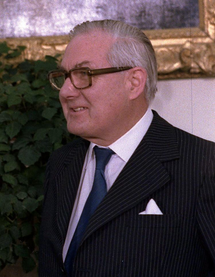 1979 vote of no confidence in the government of James Callaghan