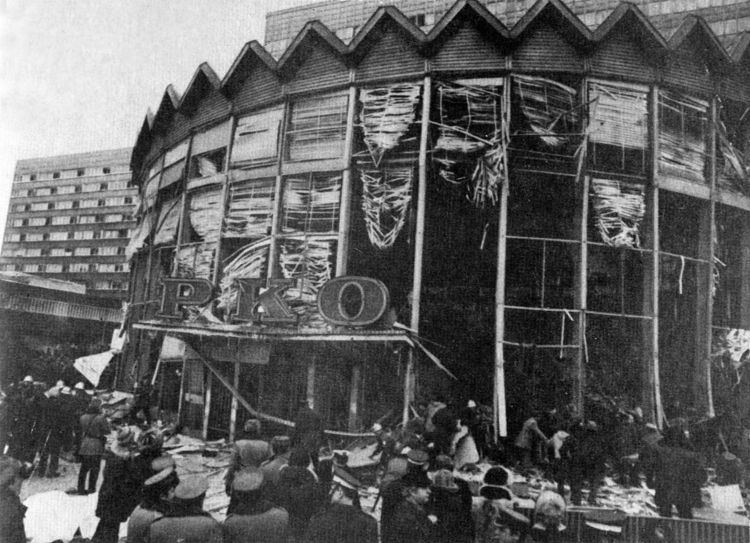 1979 Warsaw gas explosion