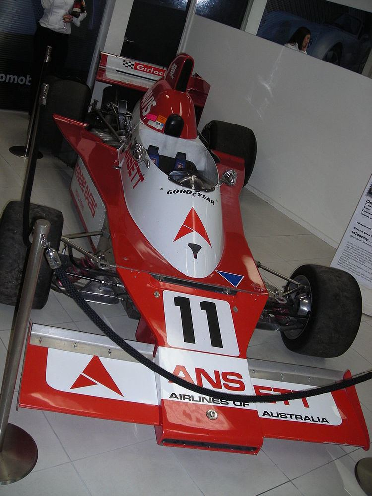 1980 Australian Drivers' Championship