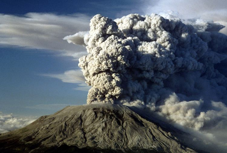 1980 eruption of Mount St. Helens The Eruption of Mount St Helens 35 Years Ago The Atlantic