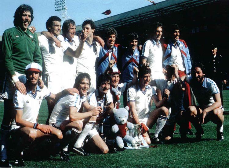 1980 FA Cup Final wwwscoredrawcomcontentpicswesthamfacup1980jpg