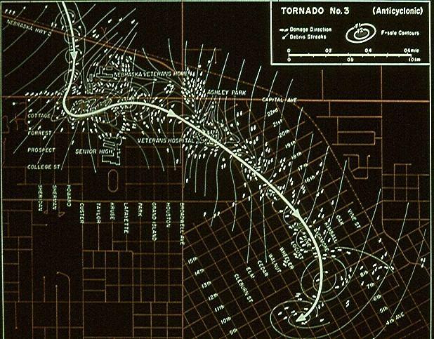 1980 Grand Island tornado outbreak June 31980 Grand Island Tornadoes