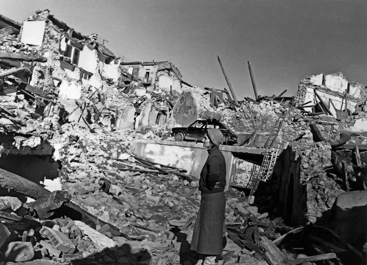 1980 Irpinia earthquake i1trekearthcomphotos49774conzadellacampaniajpg
