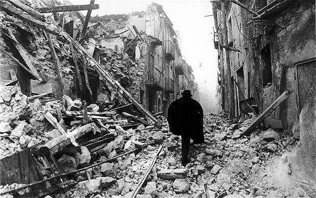 1980 Irpinia earthquake Top 10 natural disasters in the modern world