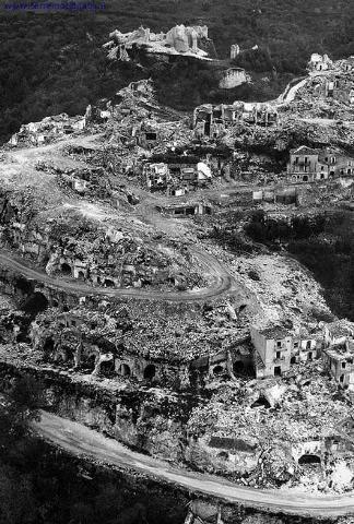 1980 Irpinia earthquake Irpinia 1980 Earthquake Civil Protection Department