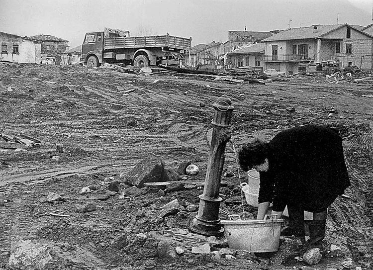 1980 Irpinia earthquake 1980 Irpinia earthquake 1 The 1980 Irpinia earthquake took Flickr