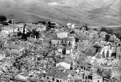 1980 Irpinia earthquake The History Box Thirty Years Since the Earthquake in Campania and