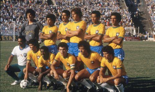1980 Mundialito The Antique Football Mundialito 1980 Copa de Oro
