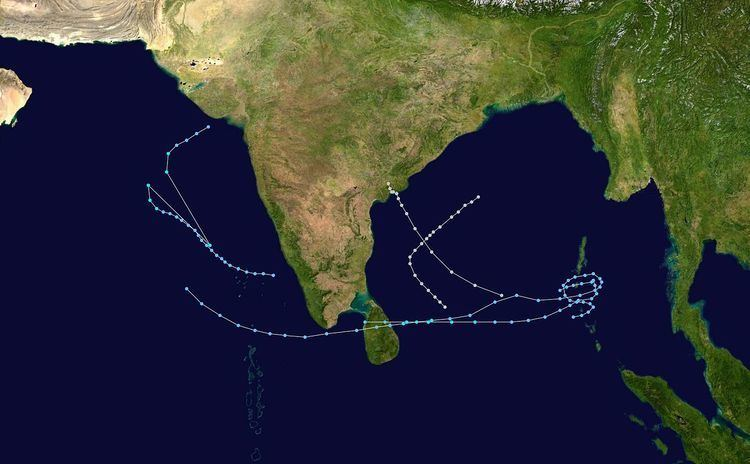 1980 North Indian Ocean cyclone season