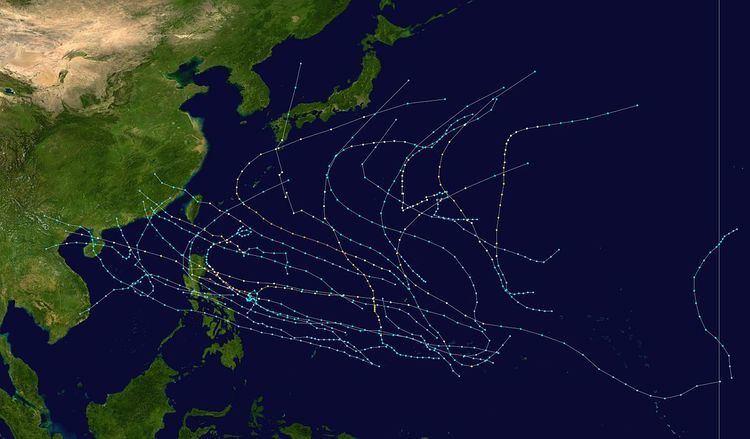 1980 Pacific typhoon season