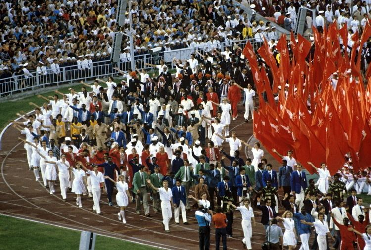 1980 Summer Olympics closing ceremony