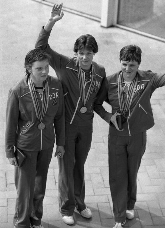 1980 Summer Olympics medal table