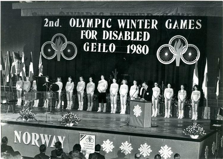 1980 Winter Paralympics
