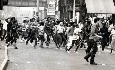 1981 Brixton riot 1000 images about Brixton Riots on Pinterest