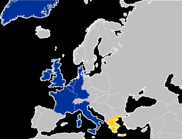 1981 enlargement of the European Communities