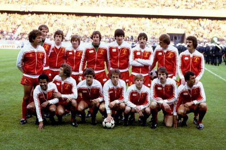 1981 European Cup Final 1981 European Cup Final Liverpool v Real Madrid PL