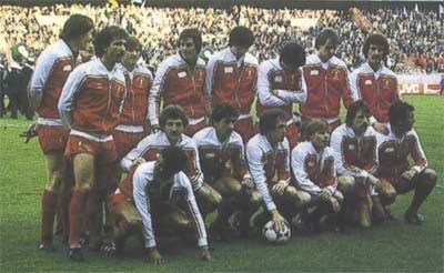 1981 European Cup Final LIVERWEB European Cup Winners 1981 Liverpool