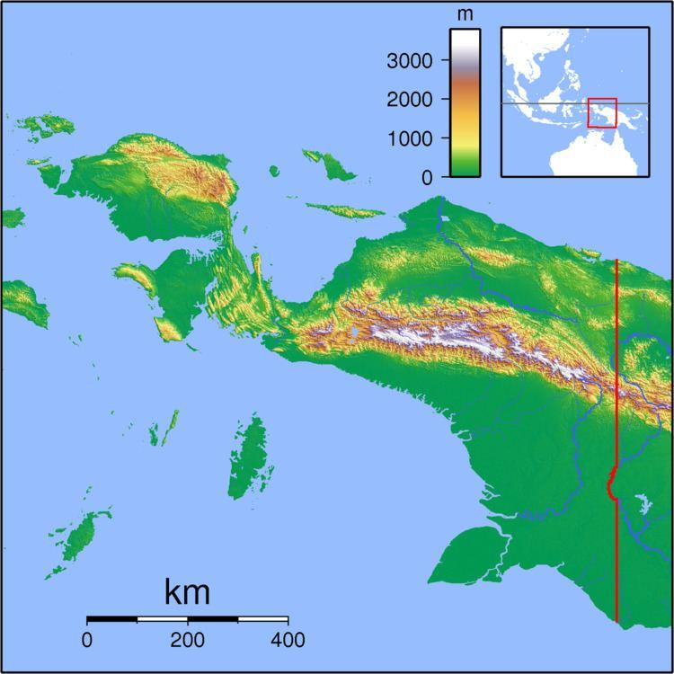 1981 Irian Jaya earthquake