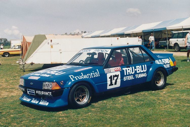 1981 James Hardie 1000