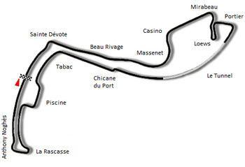 1981 Monaco Grand Prix
