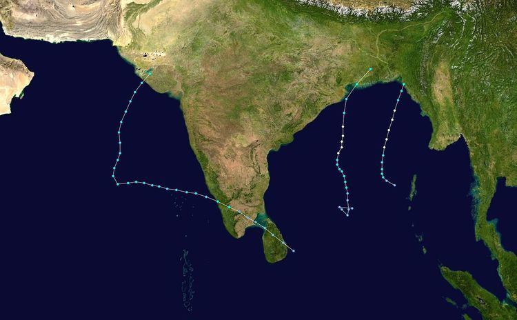1981 North Indian Ocean cyclone season
