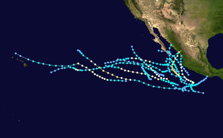 1981 Pacific hurricane season