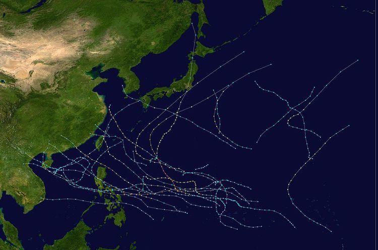 1981 Pacific typhoon season