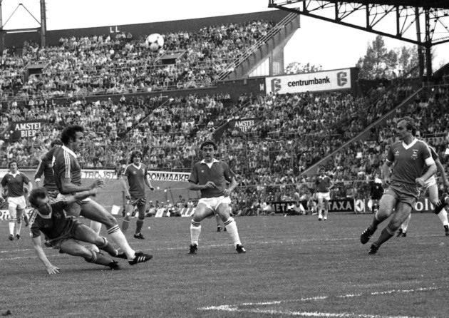 1981 UEFA Cup Final Terry Butcher among Ipswich Town cycling fundraisers to relive 1981