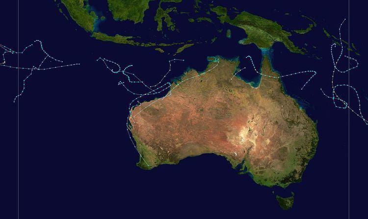 1981–82 Australian region cyclone season