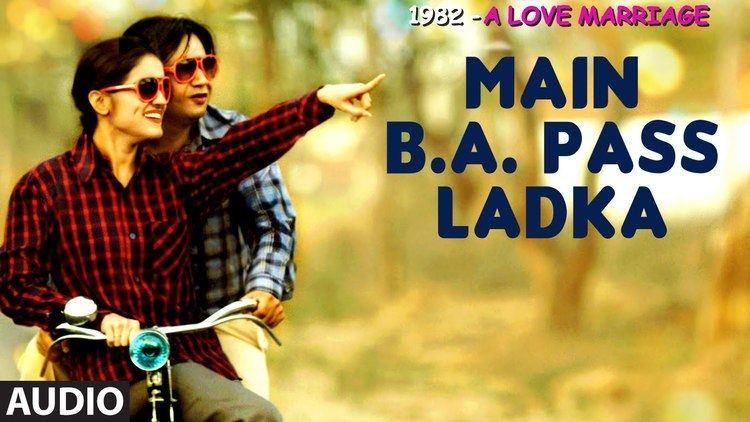 1982 - A Love Marriage MAIN B A PASS LADKA Full Audio Song 1982 A LOVE MARRIAGE T