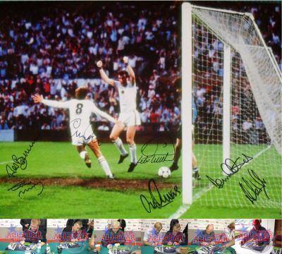 1982 European Cup Final All Star Signings Aston Villa 1982 European Cup Final photo