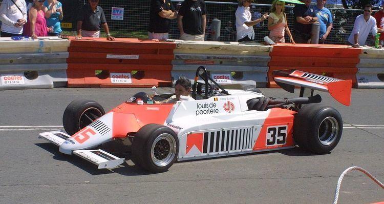 1982 European Formula Two Championship