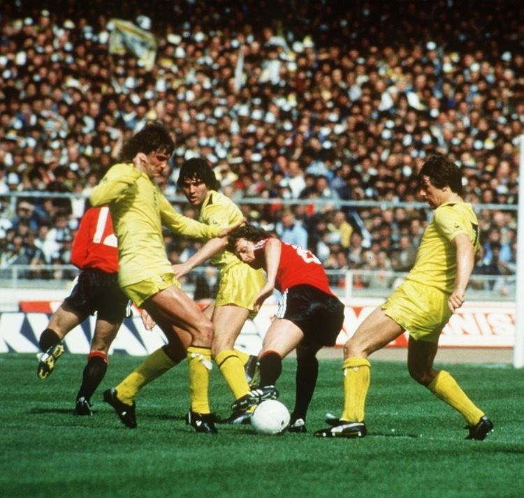1982 FA Cup Final wwwwhoateallthepiestvwpcontentuploads201009