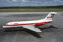 1982 Garuda Fokker F28 crash httpsuploadwikimediaorgwikipediacommonsthu