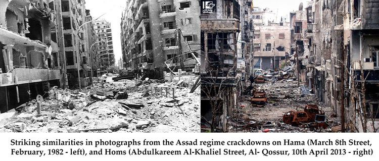 1982 Hama massacre Assad39s Genocide Gets As Much Attention as the Hama Massacre Did