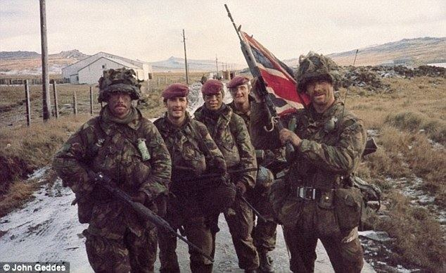 1982 invasion of the Falkland Islands A very dirty war Life in the Falkland Islands after the invasion