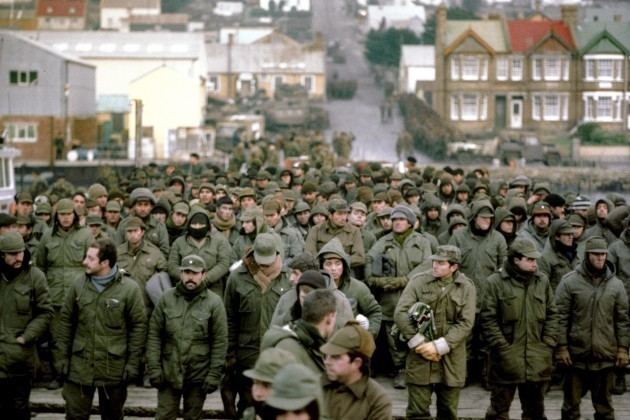 1982 invasion of the Falkland Islands The Falklands are getting ready for another Argentine invasion just