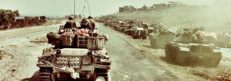 1982 Lebanon War Israeli Strategy in the First Lebanon War 19821985 Infinity