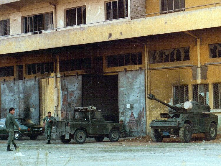 1982 Lebanon War 1982 Lebanon War Wikipedia