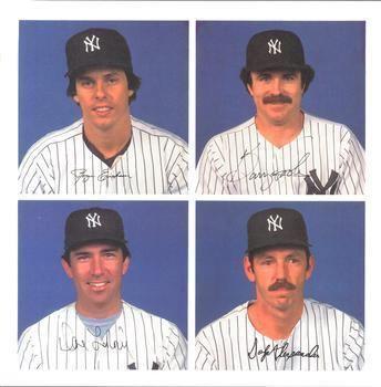 1982 New York Yankees season wwwtradingcarddbcomImagesCardsBaseball98345