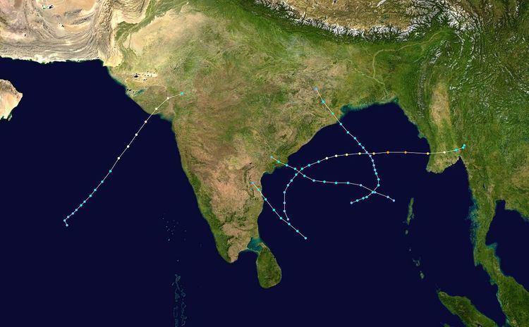 1982 North Indian Ocean cyclone season