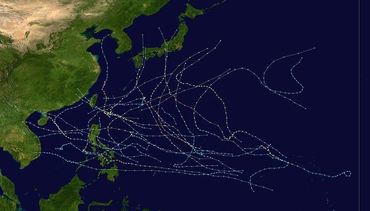 1982 Pacific typhoon season