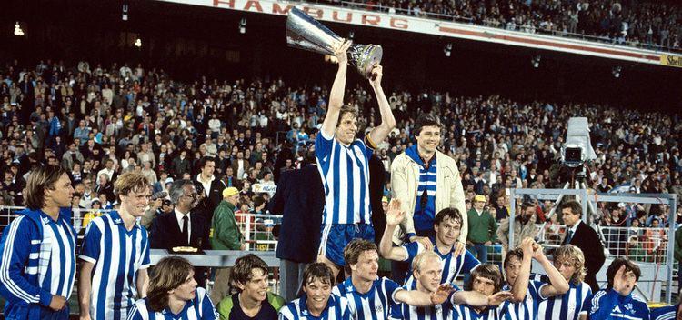 1982 UEFA Cup Final wwwifkgoteborgseGlobalHistorik1982hamburgue