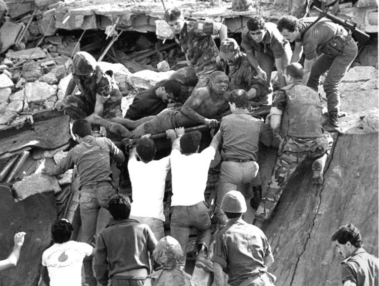 1983 Beirut barracks bombings The History GuyThe Bombing of the US Marines Barracks in Beirut