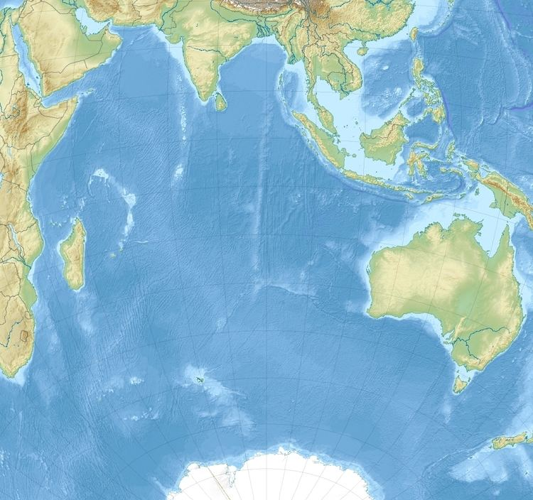 1983 Chagos Archipelago earthquake
