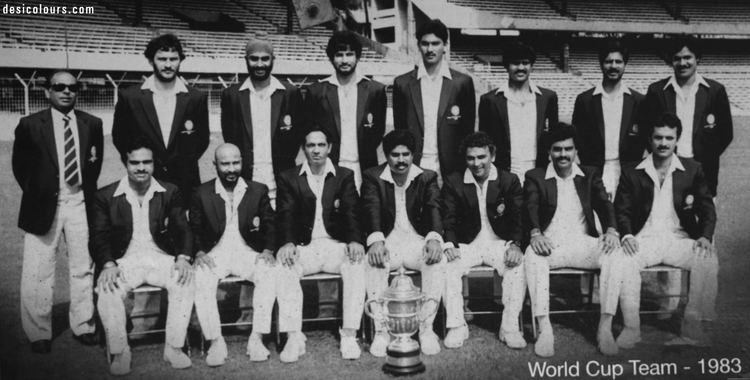 1983 Cricket World Cup INDIAN CRICKET World Cup 1983