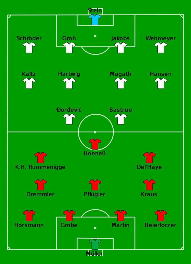 1983 German Supercup