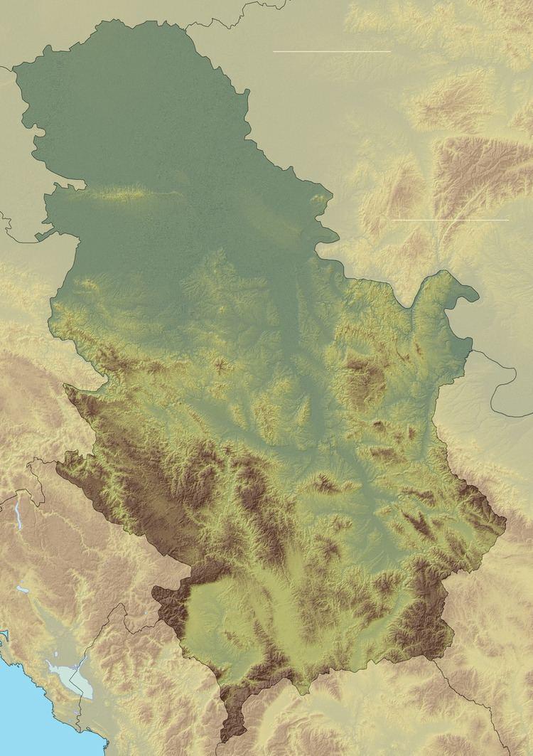 1983 Kopaonik earthquake