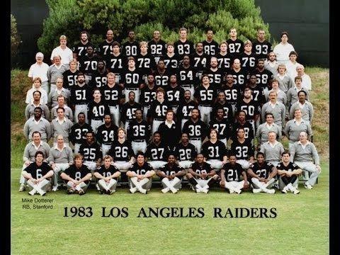1983 Los Angeles Raiders season httpsiytimgcomviDnMNmckgmsUhqdefaultjpg