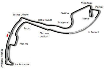 1983 Monaco Grand Prix